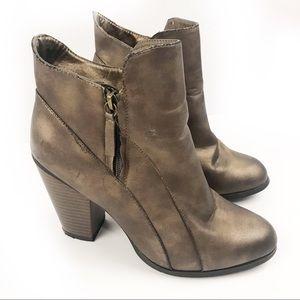 DAYTRIP | Bronze Sasha Ankle Boot 10